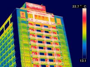 J-2016.4 京都市中京区 京都ホテルオークラ (外壁面積8,000㎡)京都ホテルオークラ