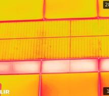 FLIR 外壁赤外線カメラ