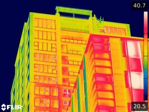 35階(赤外線画像)